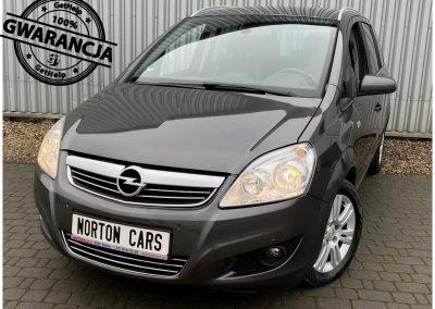 Opel Zafira 1,8 i