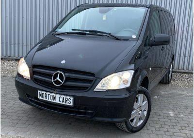 Mercedes-Benz Vito 4×4