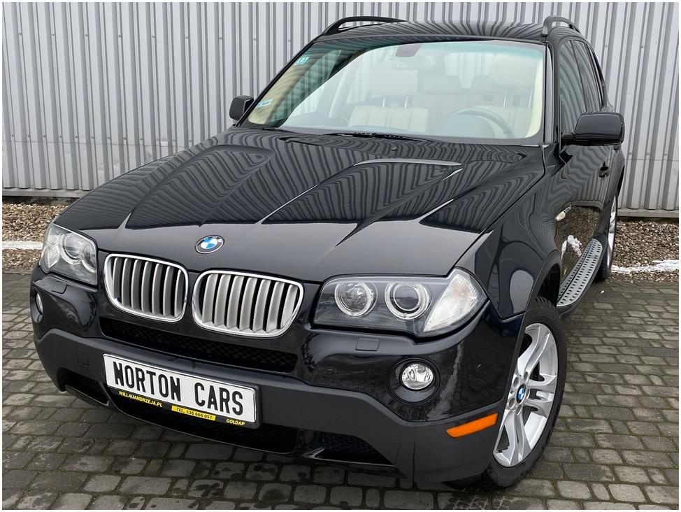 BMW  X3  3,0 si