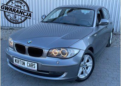 BMW Seria 1 M-Pakiet