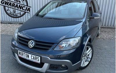 Volkswagen Golf Plus Cross